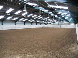 Osbaldeston Riding Centre Arena Hire And Livery